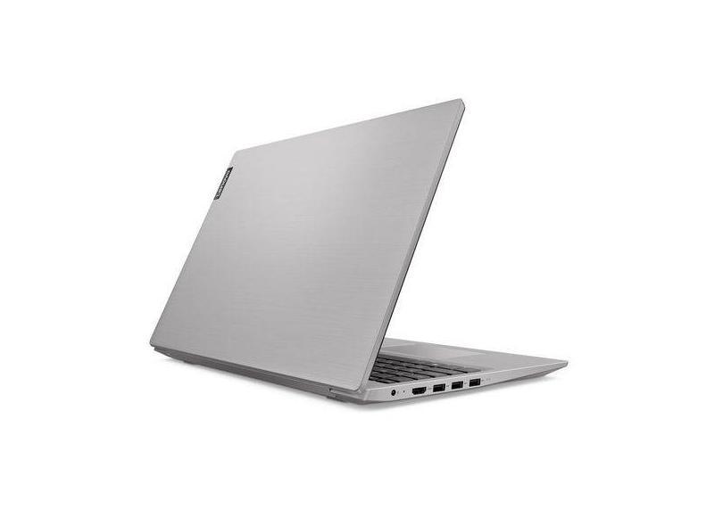 "Notebook Lenovo Ideapad S145 Intel Core I3-8130u Memoria 8gb Ddr4 Ssd 120gb Tela 15,6"" Hd Sistema Linux"