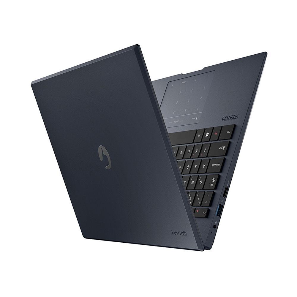 Notebook Positivo I341tbi Intel I3-7100u 4gb Ddr4 Ssd 120gb Tela 14'' Hd Windows 10 Pro + Ganhe Fone Philips Taue100bk