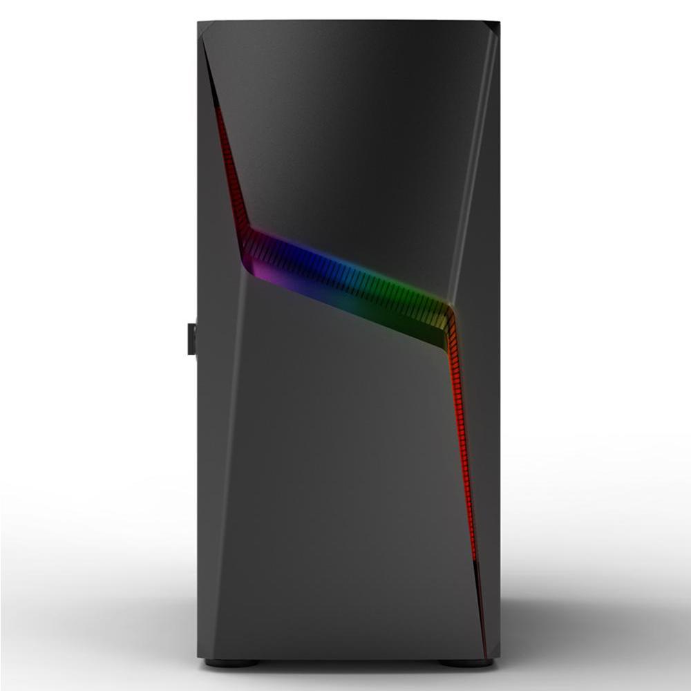 Pc Gamer Top Concórdia Completo Monitor De 21.5'' Core I5 9400f 8gb Hd 1tb Placa De Vídeo Rx 550 4gb Com Wifi