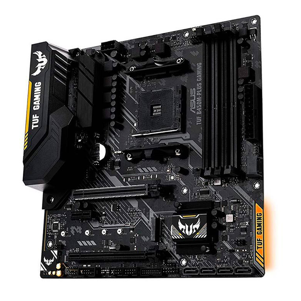 Placa Mãe Asus PRIME B450M-GAMING/BR AMD AM4 DDR4 mATX