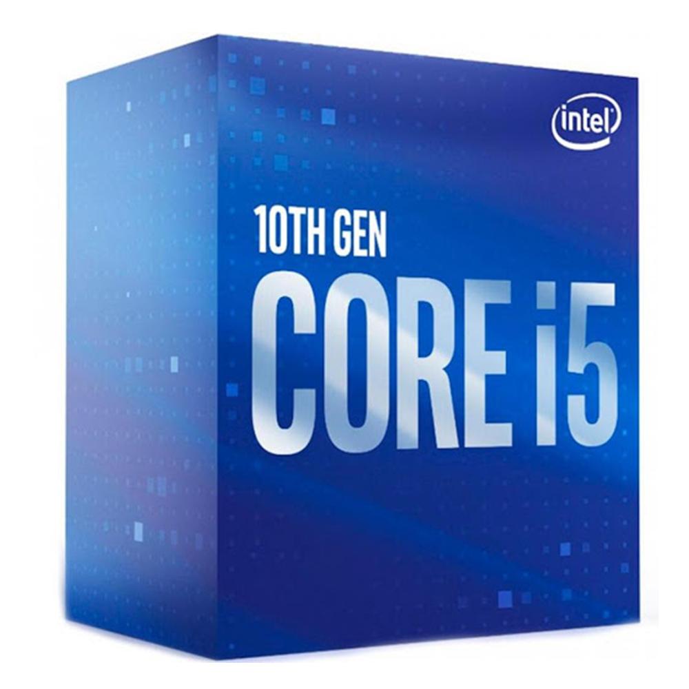 Processador Intel Core I5-10400 Cache 12mb, 2.9ghz (4.3ghz Max Turbo), Lga 1200