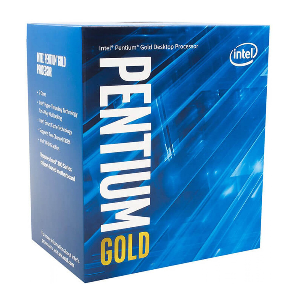 Processador Intel Pentium Gold G5420 Coffee Lake 3.8 Ghz 4mb