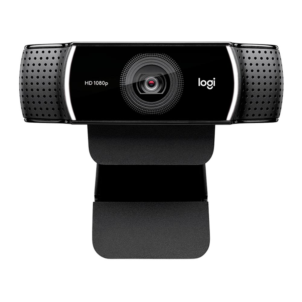 Webcam Logitech C922 Pro Full Hd 1080p Stream