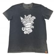 Camiseta Anti Social Octopus Stoned Inverse
