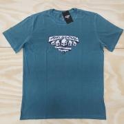 Camiseta Anti Social Originals Stoned Verde