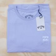 Camiseta Billabong Essential Lilas