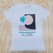 Camiseta Billabong FEMININA Sun Bleached