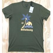 Camiseta Billabong Loungen Verde