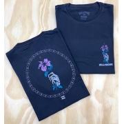 Camiseta Billabong Regrets Preto