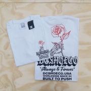 Camiseta DC Always and Forever Branco