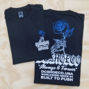 Camiseta DC Always and Forever Preto