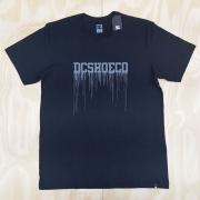 Camiseta DC Drip Preta