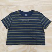 Camiseta DC Feminina Effcrtles Stripe Tee 2