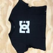 Camiseta DC Feminina Star Crop Preto