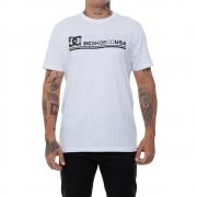 Camiseta DC Impact Camo Branca