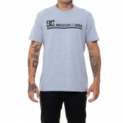Camiseta DC Impact Camo Cinza