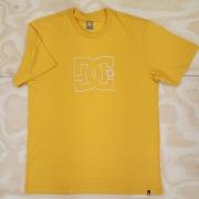 Camiseta DC Premium Star Amarelo