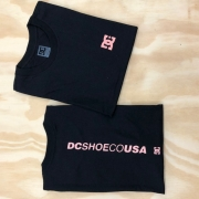 Camiseta DC shoes 2 Preto