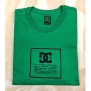 Camiseta DC Square Verde