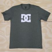 Camiseta DC Star Heather Verde Militar