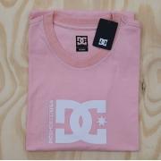 Camiseta DC Star Windows Rosa