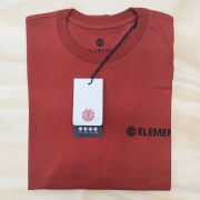 Camiseta Element Blazin Vermelho