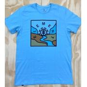 Camiseta Element kimos Azul