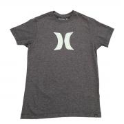 Camiseta Hurley Icon JUVENIL Preto