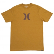 Camiseta Hurley Icon Mostarda