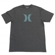 Camiseta Hurley Icon OVERSIZE Preta