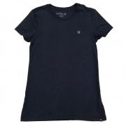 Camiseta Hurley Mini Icon Feminino Marinho