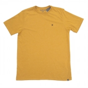 Camiseta Hurley Mini Icon Mostarda