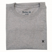 Camiseta Hurley Mini Icon OVERSIZE Cinza