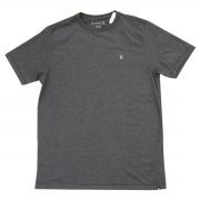 Camiseta Hurley Mini Icon OVERSIZE Grafite