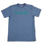 Camiseta Hurley O&O JUVENIL Azul
