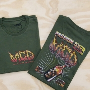 Camiseta MCD Molotoy Verde