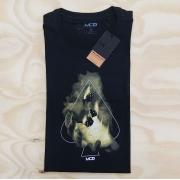 Camiseta MCD Regular Fire Preta