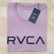 Camiseta RVCA Big Rosa