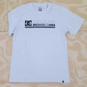 Camiseta DC Impact Camo Branco