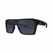 Óculos HB Carvin 2.0 Matte Black Mattte Black Gray Lenses