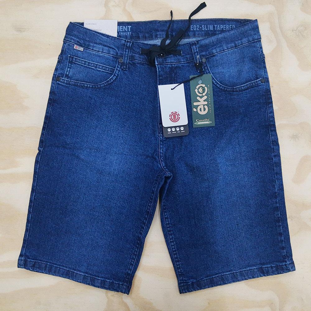 Bermuda Element Jeans E02