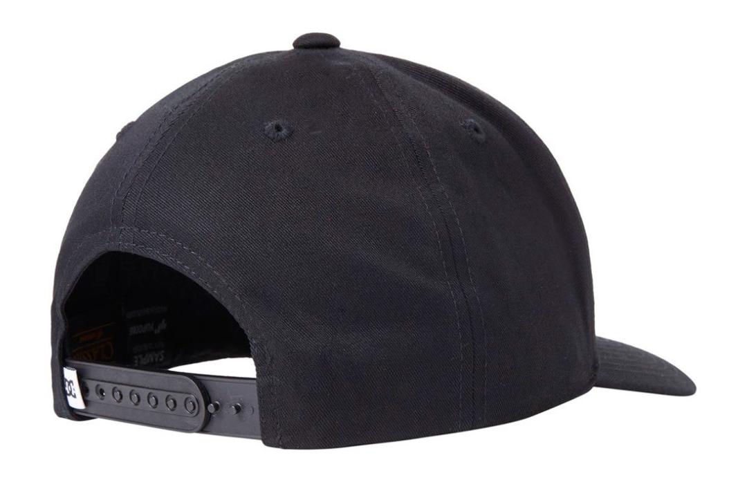 Boné DC Bagder Black