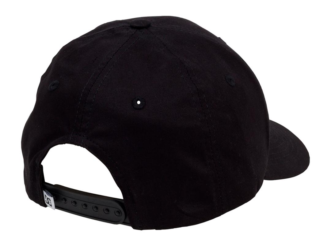 Boné DC Snapdripp 2 Black