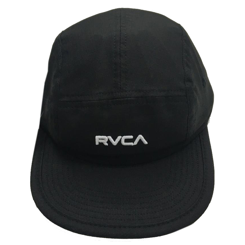 Boné RVCA Curren Preto