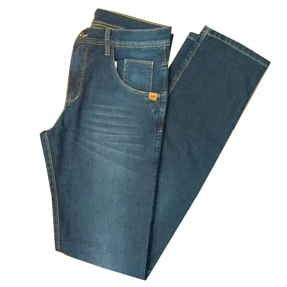 Calça Anti Social Jeans Escura