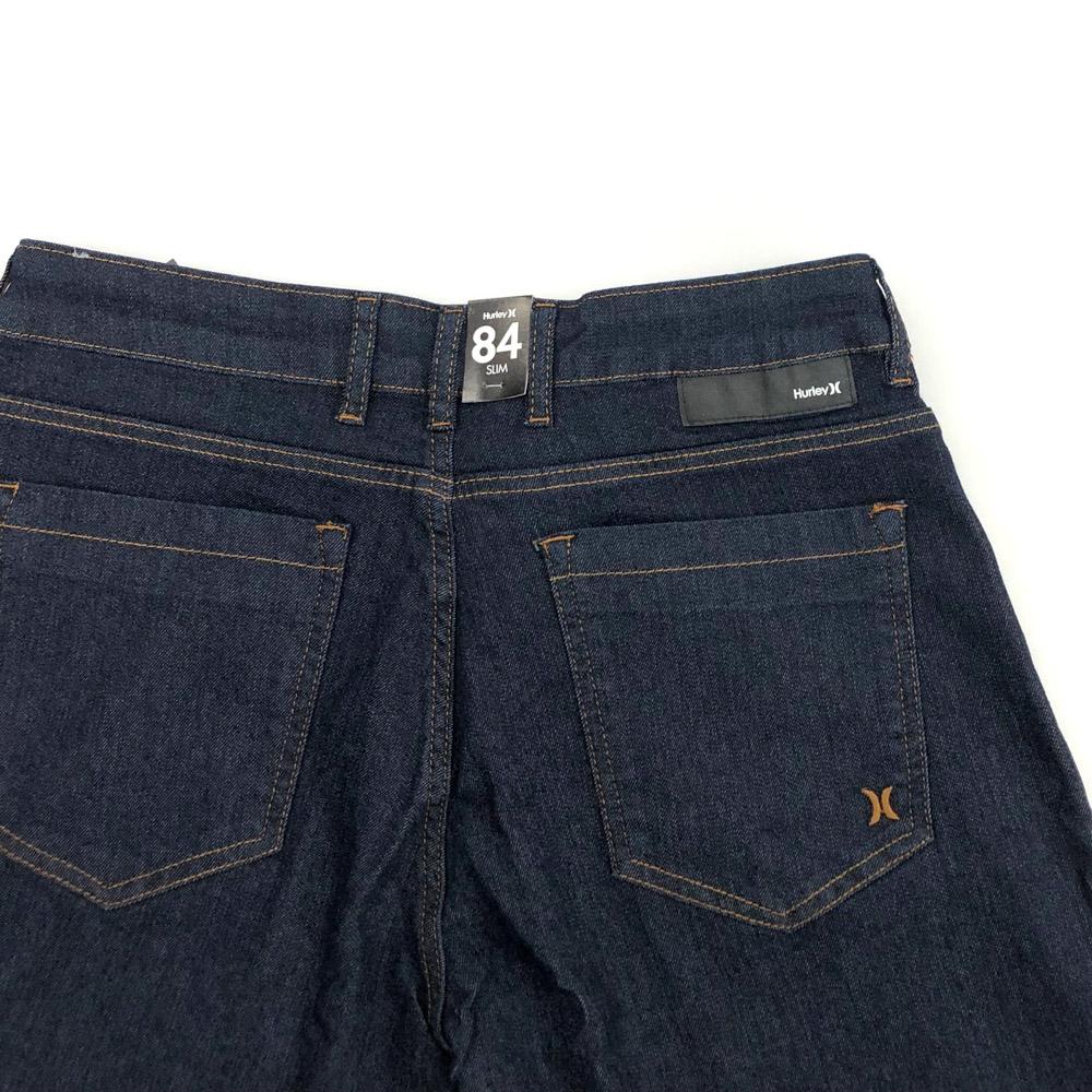 Calça Hurley Jeans Slim