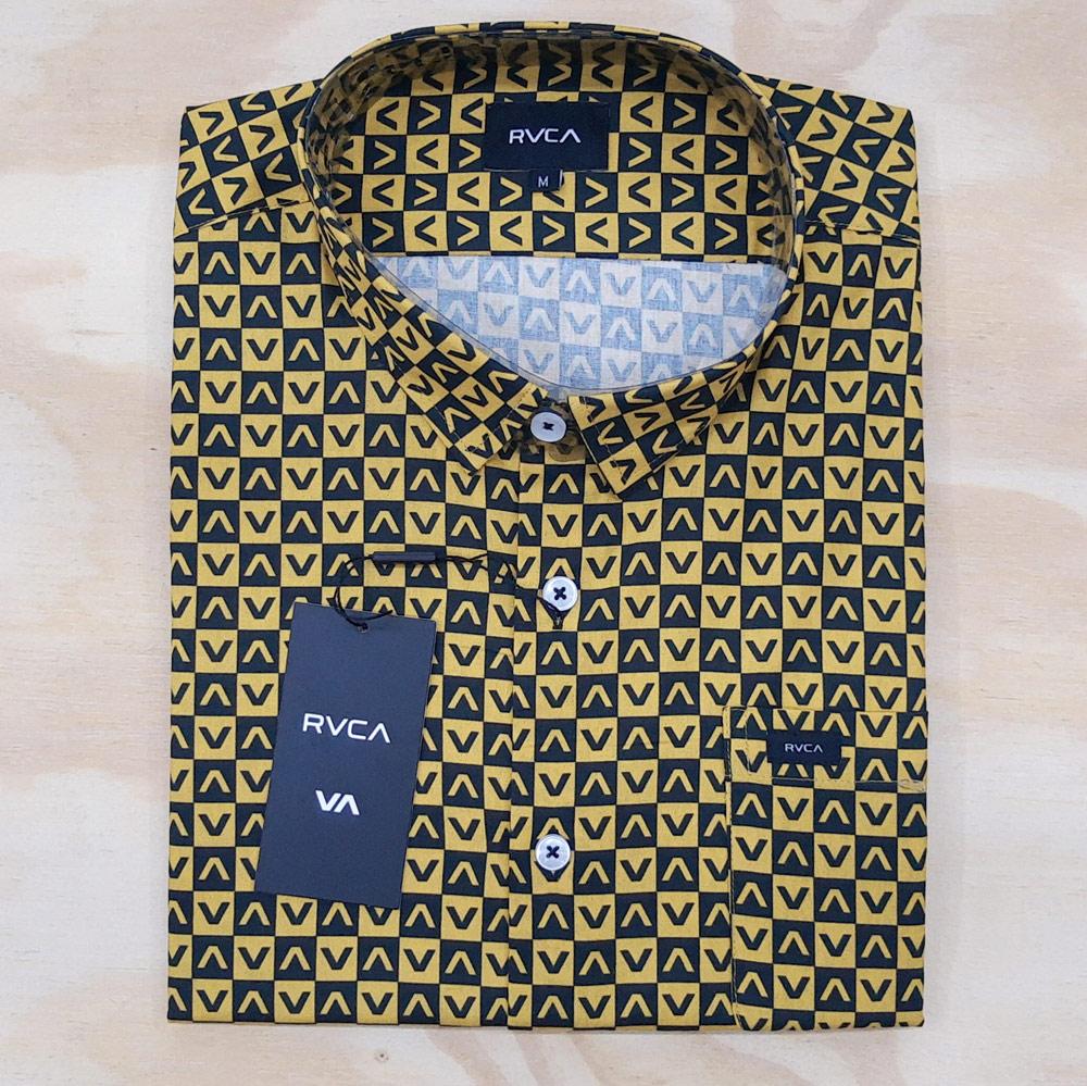 Camisa RVCA Chest M/C