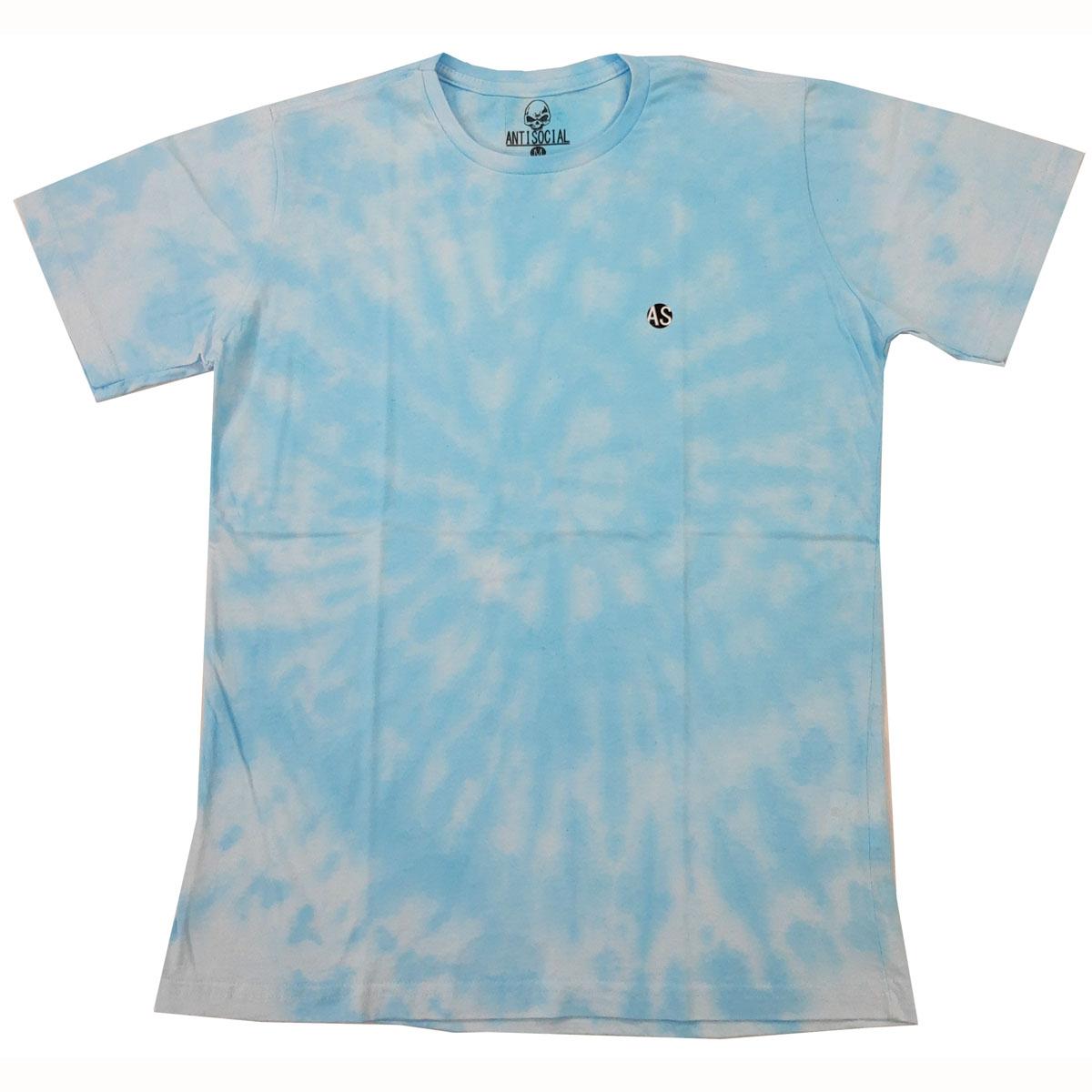 Camiseta Anti Social Tie Dye