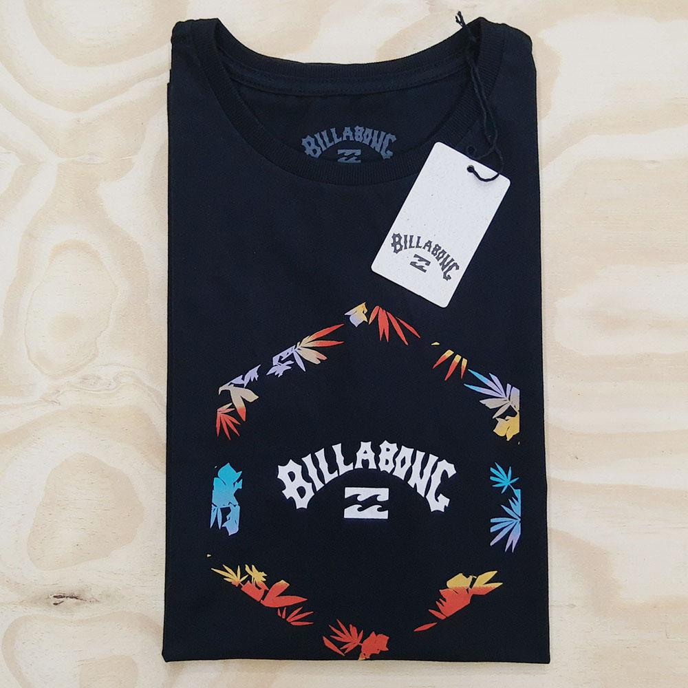 Camiseta Billabong Access I Preto