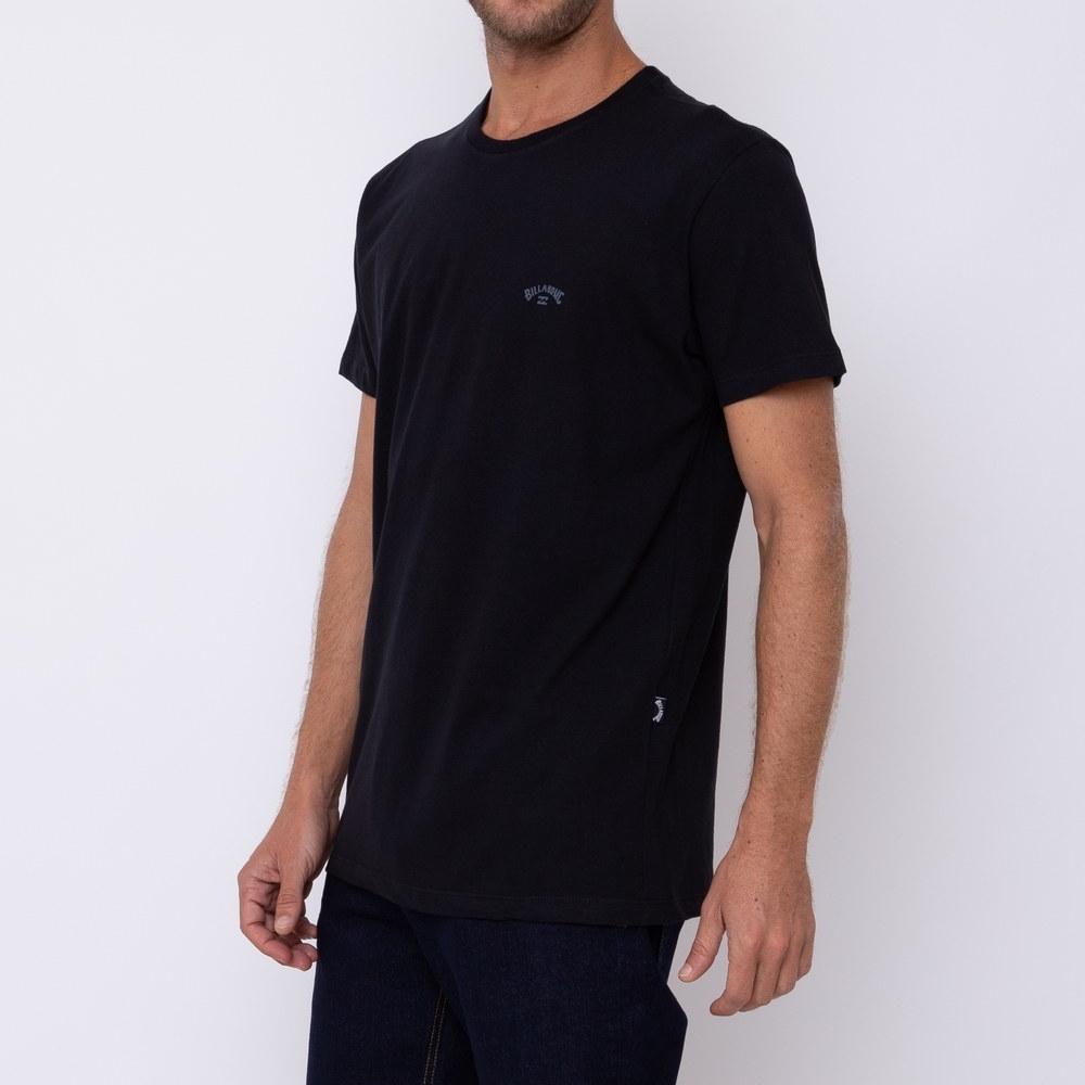 Camiseta Billabong Arch Preta
